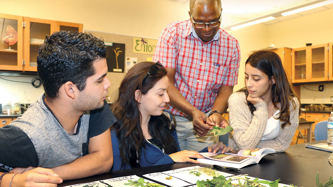 Agriculture Plant Science Programs