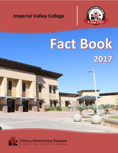 2017 Fact Book Cover
