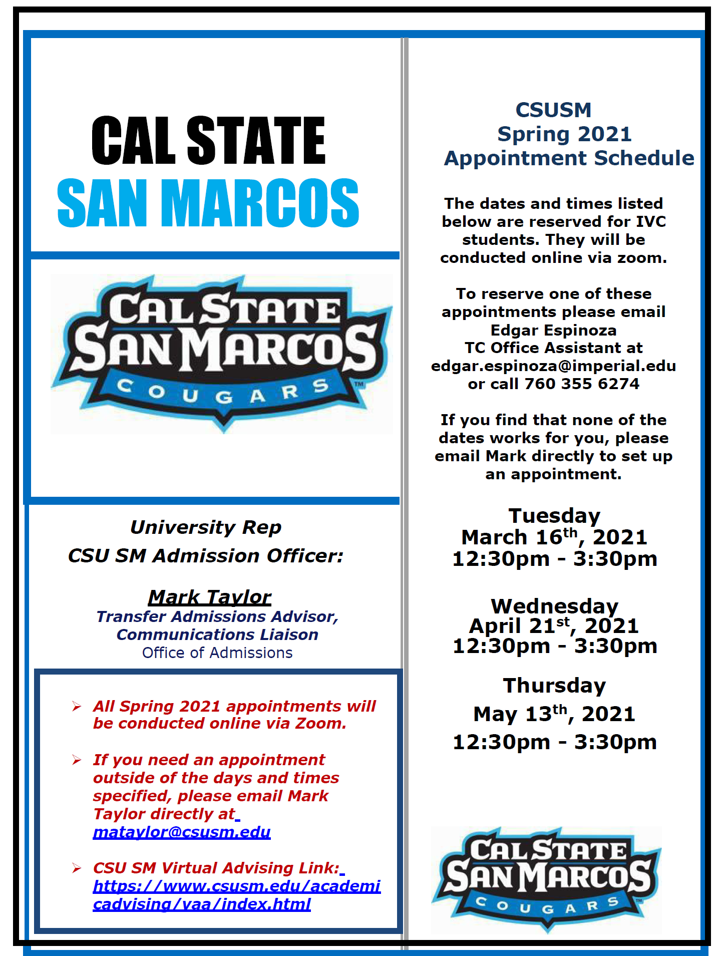 Cal State San Marcos 2