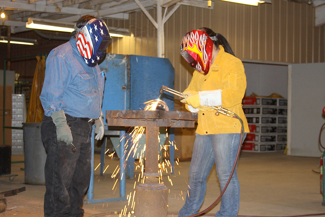 Welding Technology AS Degree and Certificate Learning and Career Pathway