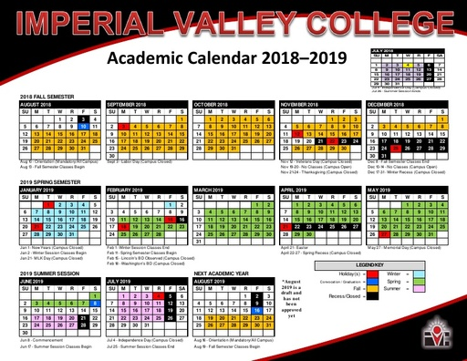 imperial valley college campus map Academic Calendars Courses Programs Imperial Valley College imperial valley college campus map