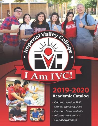 2019-2020 Full IVC Catalog
