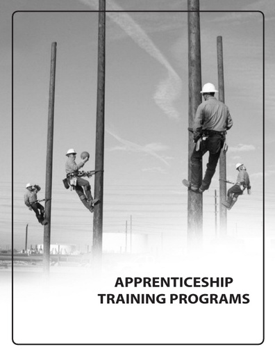 2019-2020 Catalog - Part 07 - Apprenticeship Programs
