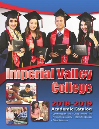 Full 2018-2019 IVC Catalog