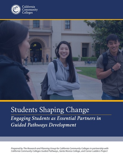 Students Shaping Change